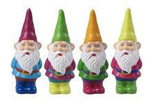 Megan I found gnomes that aren't scary looking, for you!
