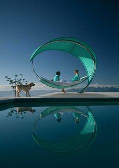 """couple with dog on winter vacation - from """"A dozen spots that make us say """"wow""""!"""""""