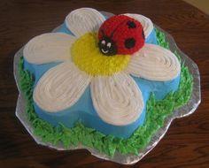 Lazin' On A Daisy  on Cake Central