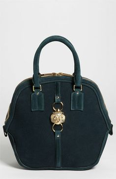 Burberry Prorsum Leather Satchel | Nordstrom