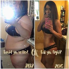 You still think working out and eating healthy doesn't work? Follow @adry_bella and her journey to see how she lost 150 lbs all NATURAL and on her own!  @adry_bella @adry_bella @adry_bella
