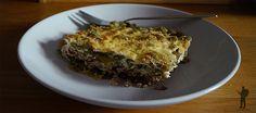 My green bean casserole - Hungarian dish