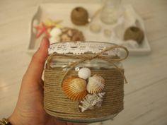 Las Diogeneras: III Post Colaborador: tarros de cristal