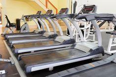 60 minute session: Treadmill hills