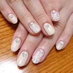 友達のブライダルネイル✨ でーきーたーヽ(*´▽)ノ♪ * #nail #nails #nailart #naildesign #naildesigns #stampingnail #nailstamping #stamping #bridalnail  #weddingnail #nailstagram #polishnail #polish #ネイル #ネイルアート #ネイルデザイン #スタンピングネイル #スタンピング #ブライダルネイル #ウェディングネイル #結婚式ネイル #ポリッシュ #ポリッシュネイル #るるのネイル記録