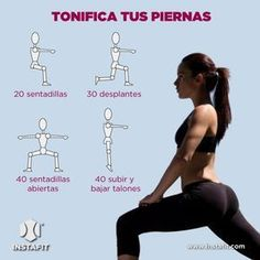 Los ejercicios para piernas increíbles - Fitness Shirts - Ideas of Fitness Shirts - ejercicios para piernas Tap the pin if you love super heroes too! Cause guess what? you will LOVE these super hero fitness shirts! Fitness Diet, Yoga Fitness, Health Fitness, Fitness Weightloss, Gym Workout For Beginners, Workout Videos, Gym Routine, Gym Time, Motivation