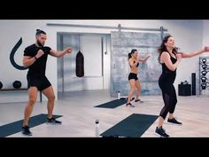Cardio Kickstart Power Cardio - YouTube