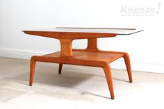 Gio Ponti salontafel jaren 50 | Kapaza