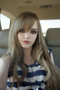 Ash blond / Dakota Rose