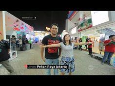 Pekan Raya Jakarta 2015 - Weekend List - YouTube