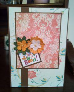 #handmadecard  #scrapbooking