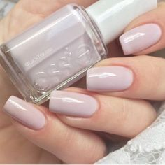 Essie Hubby for Dessert – Wedding-LE 2015 essie hubby for dessert The post Essie Hubby for Dessert – Wedding-LE 2015 appeared first on Beautiful Daily Shares.Nails art swatch essie hubby for dessert by LackTraviata Spring Nail Colors, Spring Nails, Pastel Nails, Nude Nails, Hair And Nails, My Nails, Wedding Nail Colors, Jolie Nail Art, Essie Nail Polish Colors