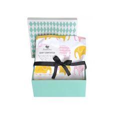 Littlephant - Bebistäcke och snuttefilt (presentset)