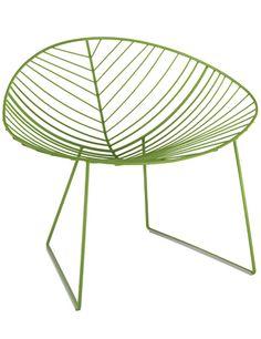 Leaf - Sled lounge by Arper