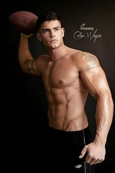 colin wayne   ModelSpotting: COLIN WAYNE   Soldier, fitness model, athlete - One hot ...