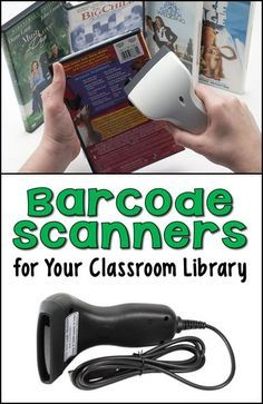 How to Cure the Classroom Library Blues Personal barcode scanners for your classroom library and tips for developing a classroom book checkout system Library Checkout System, Classroom Library Checkout, Class Library, Classroom Setup, School Classroom, Classroom Libraries, Dream Library, Future Classroom, Public Libraries