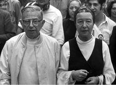 Simone de Beauvoir & Jean-Paul Sartre : Muses, Lovers | The Red List