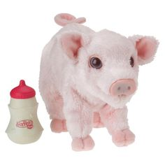 Furreal Friends Newborn Piglet