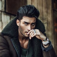 Image about toni mahfud in Personajes by 한 동 일 Toni Mahfud, Beautiful Eyes, Gorgeous Men, Pretty People, Beautiful People, Man Character, Poses, Male Beauty, Character Inspiration