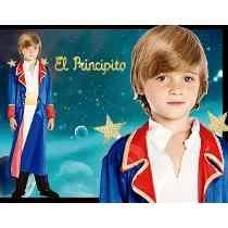 Disfraz El Principito Completo! Original Tv Little Prince