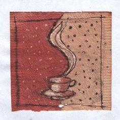 90-365 #365чай #365чай_melikhova #teabag #teabagart