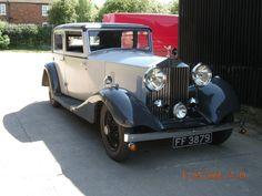eBay: Rolls Royce 20/25 1933 4 door sports saloon. P-100 Head Lamps. #pre1960s #cars