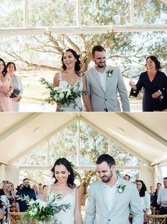 Anjela and Pete's Wedding Photography and Film at Preston Peak Winery » Gold Coast wedding photography by Casey Jane