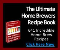 The Ultimate Home Brewers Recipe Book. 641 incredible home brew recipes.