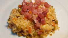 Receita de arroz de peito de frango by necasdevaladares
