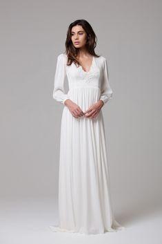 Ivie White - Estrelle Bridal Gown www.iviewhite.com.au