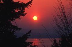 sunset:0