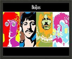 The Beatles PopArt