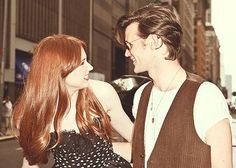 this is what one girl said on Smillan tumblr : My sister: (looking at picture of Karen and Matt) Do they date?  Me: They're secretly married.  My sister: What? How can they be secre-  Me: Eat your dinner.