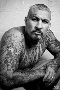 45 Tough Prison Style Tattoos and their Meanings - Most Widely Types Check more at http://tattoo-journal.com/45-tough-prison-style-tattoos-and-their-meanings-most-widely-types/