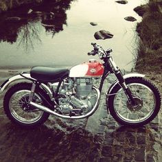 BSA - these were fun to ride years ago.