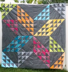 Pie Making Day Quilt and Fabric Giveaway - Diary of a Quilter - a quilt blog