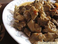 goan meat stew pastelao