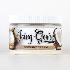 Icing Genius All Natural Icing Concentrate used for icing cakes & cupcakes to be blended with your buttercream or whip cream to add a delicious flavor. | CaljavaOnline.com #caljava #icinggenius