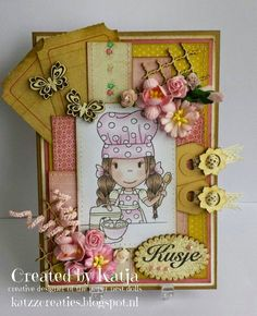 The Paper Nest: Chef Angelina @katzz70