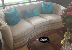 Rich upholstery and sweeping design accent this high end custom Egyptian sofa.    Yesterdays Treasures Consignment  5829 Lone Tree Way Suite J  Antioch, CA 94531  925.233.4547  www.Yesterdayststore.com  Info@yesterdayststore.com