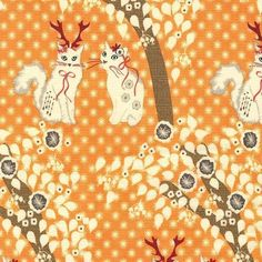 Michael Miller Fabrics's Highlands, 08-PEAC - gather here online - 8