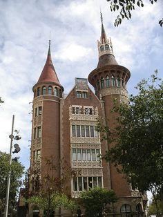 "Casa Terrades ""Les Punxes""  BCN Catalonia"