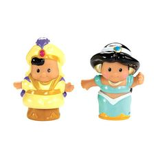 "Fisher-Price Little People Disney Princess Figures 2-Pack - Jasmine and Alladin - Fisher-Price - Toys ""R"" Us"