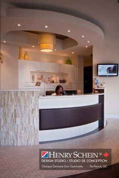 Doctor Office Reception Desks And Chiropractic Office Design