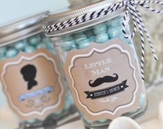 Baby Shower: vintage victorian baby shower ideas. I've got plenty of mason jars!