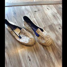 Ibiza size 6.5 leopard loafers Ibiza size 6.5 leopard loafers IBIZA Shoes Flats & Loafers