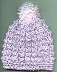 baches sombrero del bebé de la foto del bev