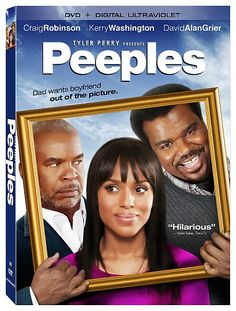 Tyler Perry Peeples #movie #review #SheScribes