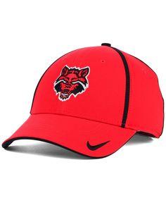 Nike Arkansas State Red Wolves Pop Color Swoosh Flex Cap Men - Sports Fan  Shop By Lids - Macy s 825cbb3fb