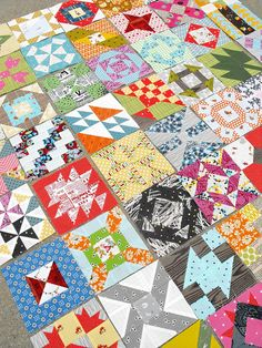 Farmer's Wife Quilt.  I am totally interested in doing this.  @Martha Clay and @Diane Fama ... are you in?